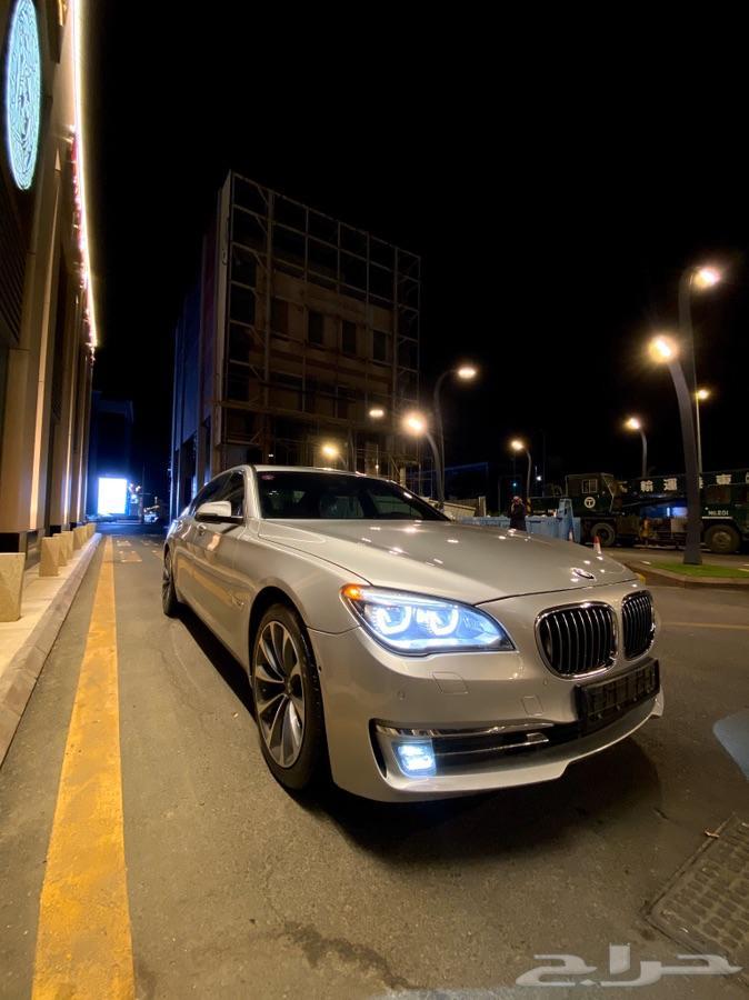 للبيع BMW 730 2015 مواصفات خاصه