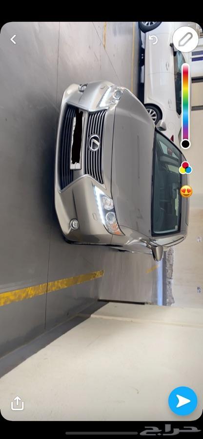 لكزس es 250 لقطه2015 للمستخدم نظيف جد