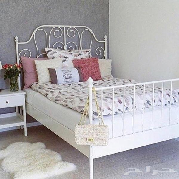 سرير ايكيا نفر ونص