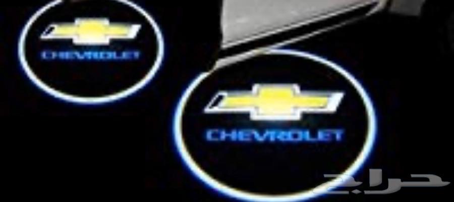 بروجكتر ترحيبي لعرض شعار السيارة جمس