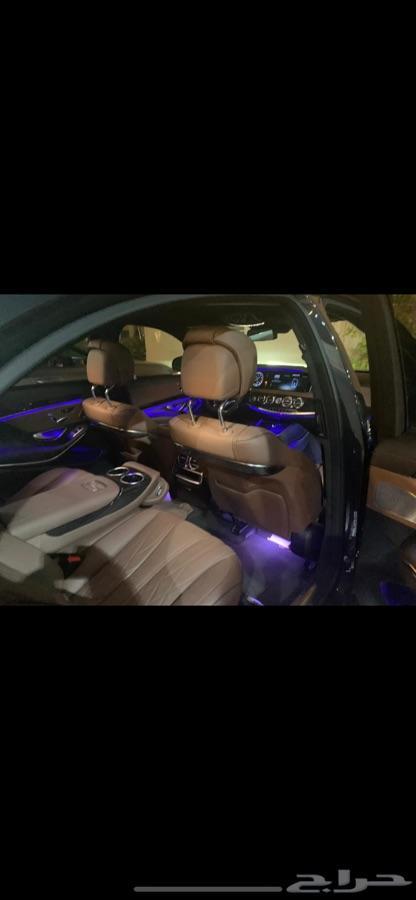 مرسيدس s63 2016 للبيع في الرياض