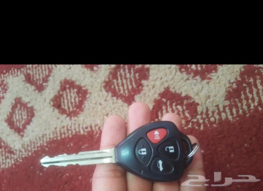 مفتاح كامري فل كامل2014أصلي حق الوكالة
