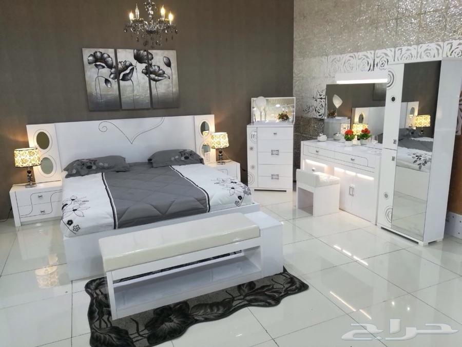 غرف نوم جديدة بالرياض