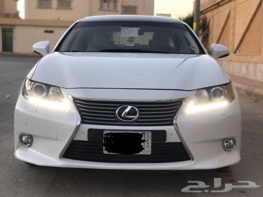 لكزسEsسعودي2013DDوكاله(( تم البيع ))