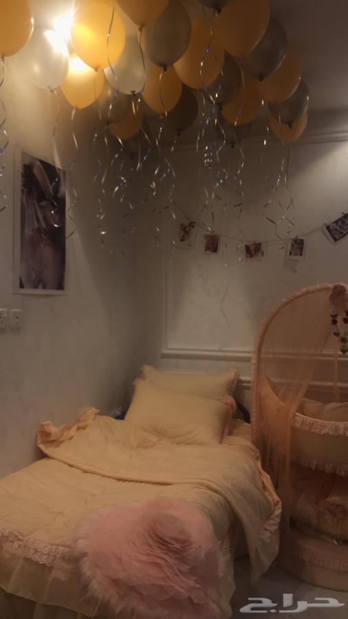 مكه - سرير نونو  ولحاف للام