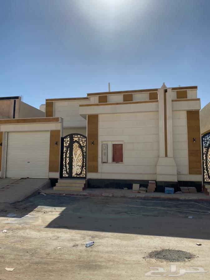 حراج العقار فلل للبيع دور واحد حي الموسئ غرب الرياض