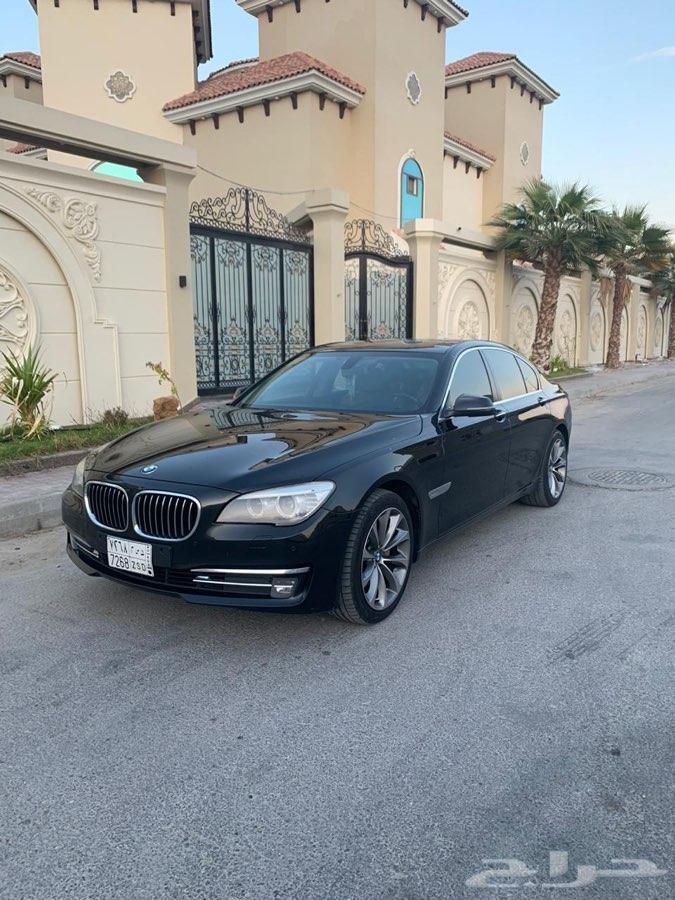 BMW730 - 2013