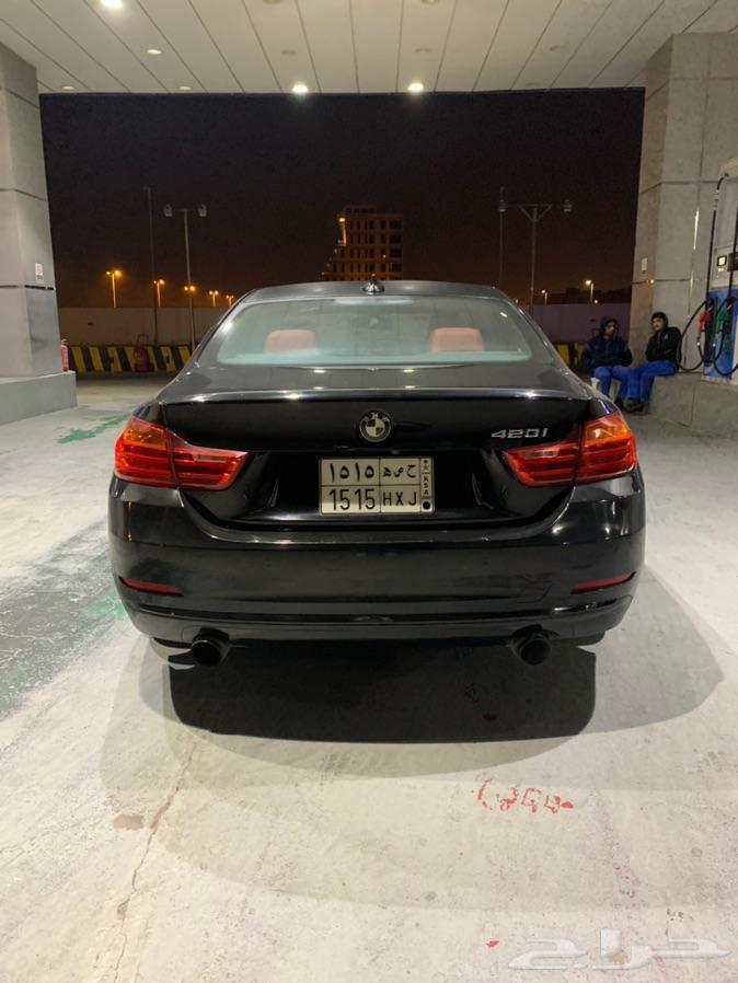 420i BMW