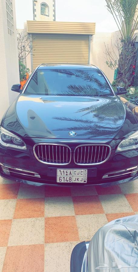 عداد 9000 كيلو متر BMW موديل 2015