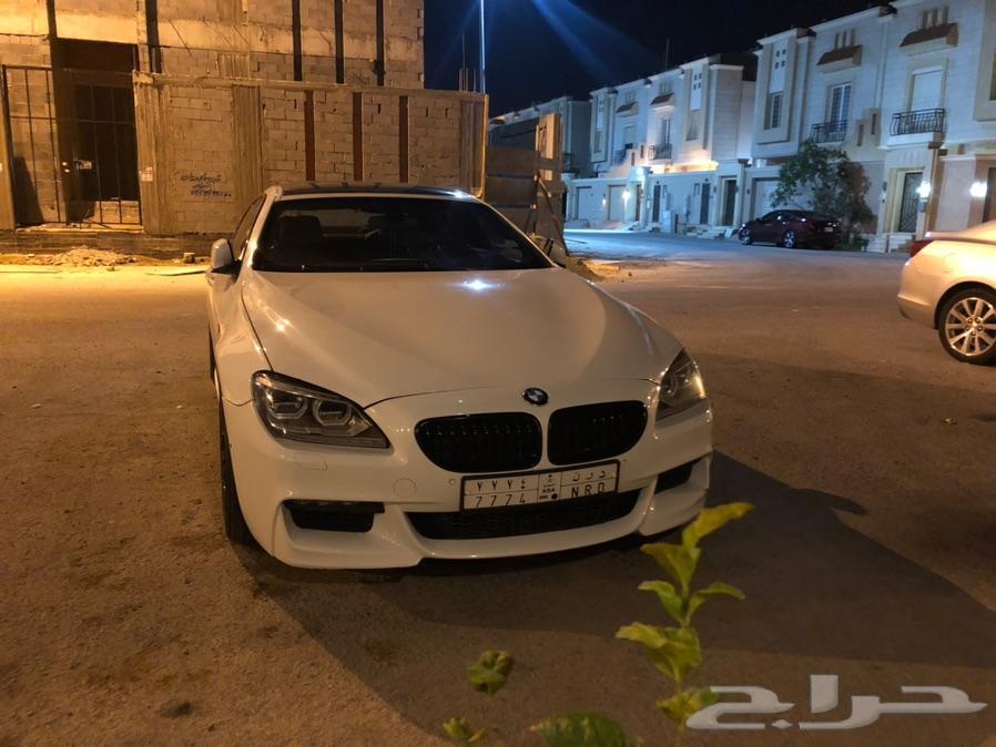 جدة - BMW 650 M ثمانية سلندر
