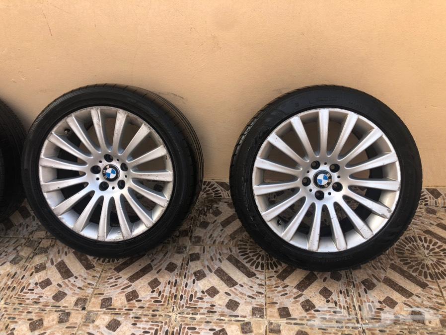 جنوط BMW مقاس 19