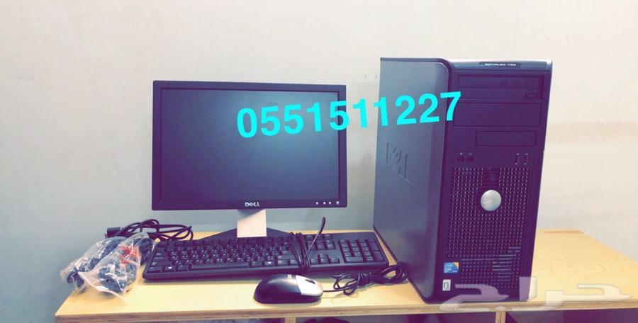كمبيوترات مكتبية 350ريال (يتوفر لابتب)
