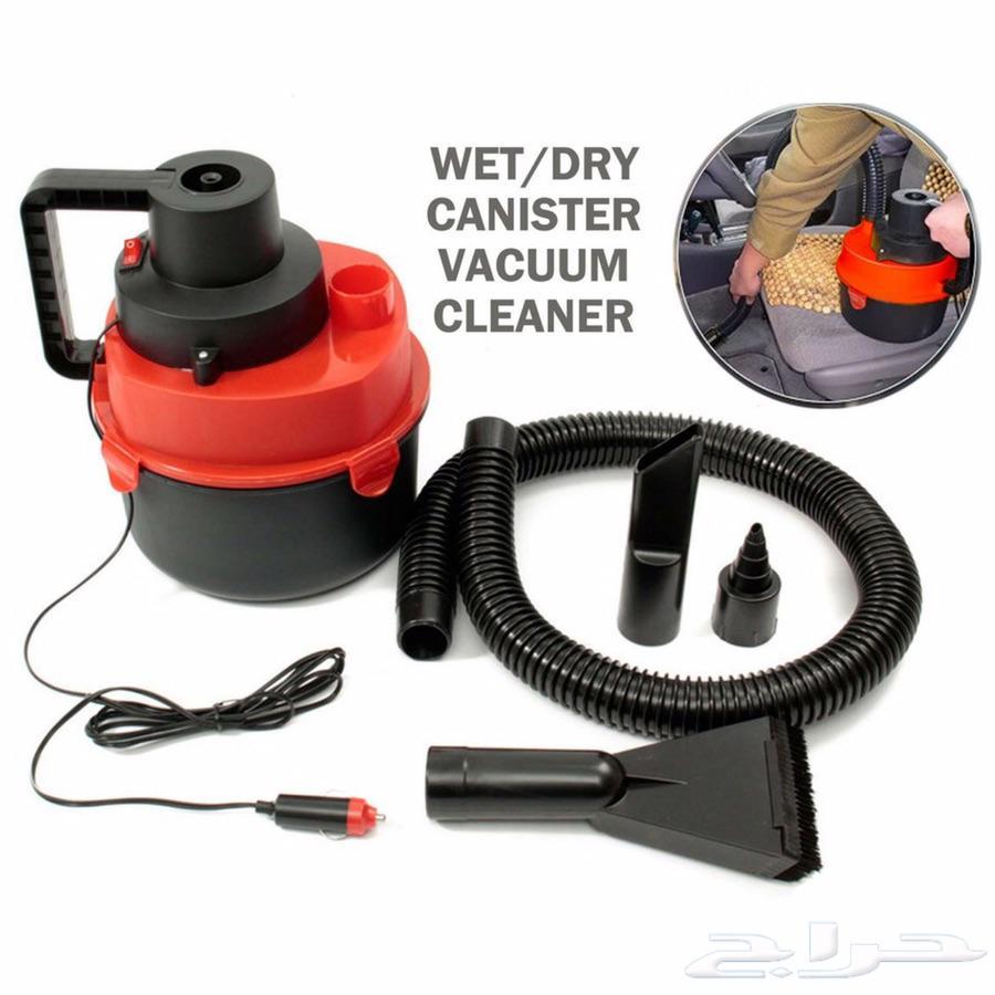 مكنسه ذكية لتنظيف غبار السيارات بالولاعة