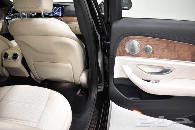 مرسيدس E43 AMG twin-turbo -2017