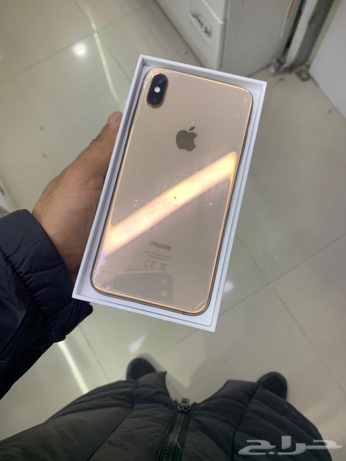 ايفون اكس اس ماكس iPhone XS Max