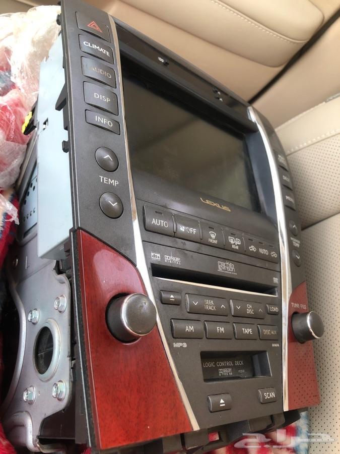 شاشة لكزز فل كامل es350