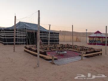 مخيم للاجار بالثمامه