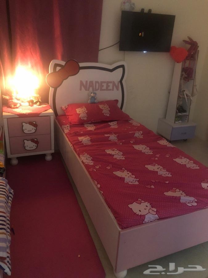 هيلو كيتي غرفة نوم