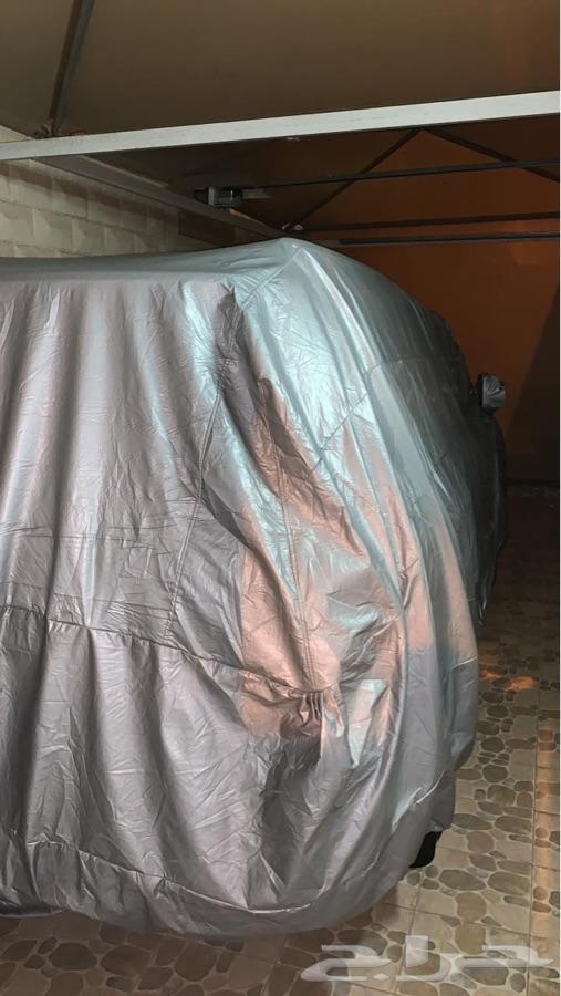 غطاء طربال حماية لسيارات مبطن قطن