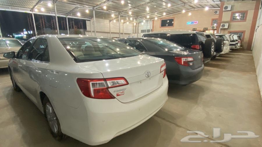 مجموعة سيارات كامري 2015