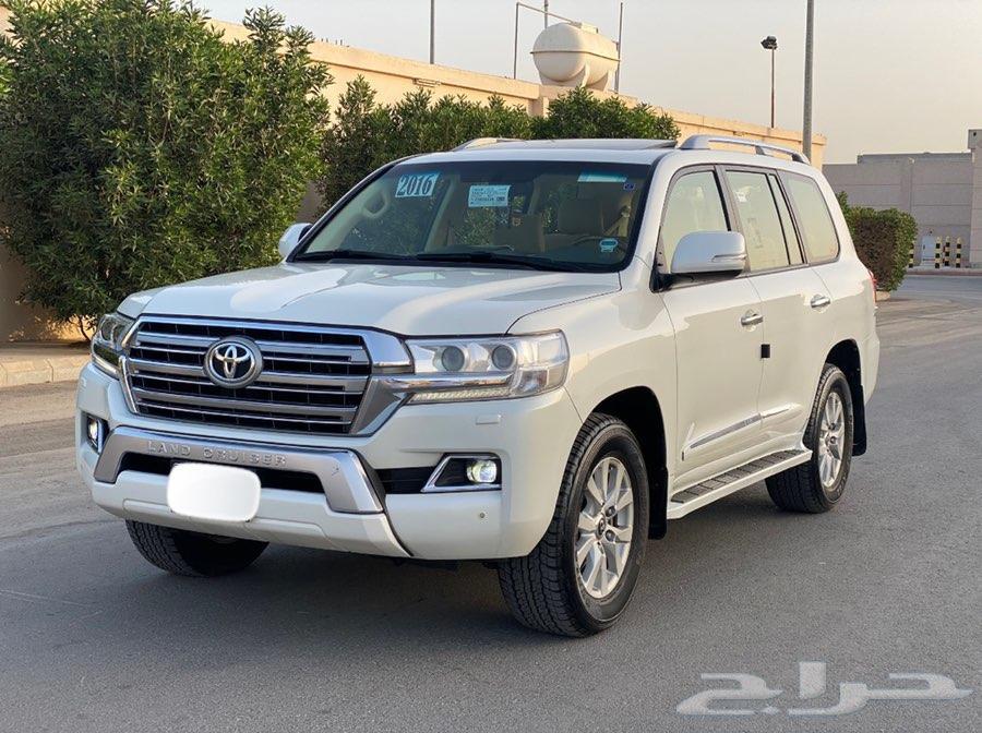 تويوتا لاندكروزر 2016 GXR سعودي