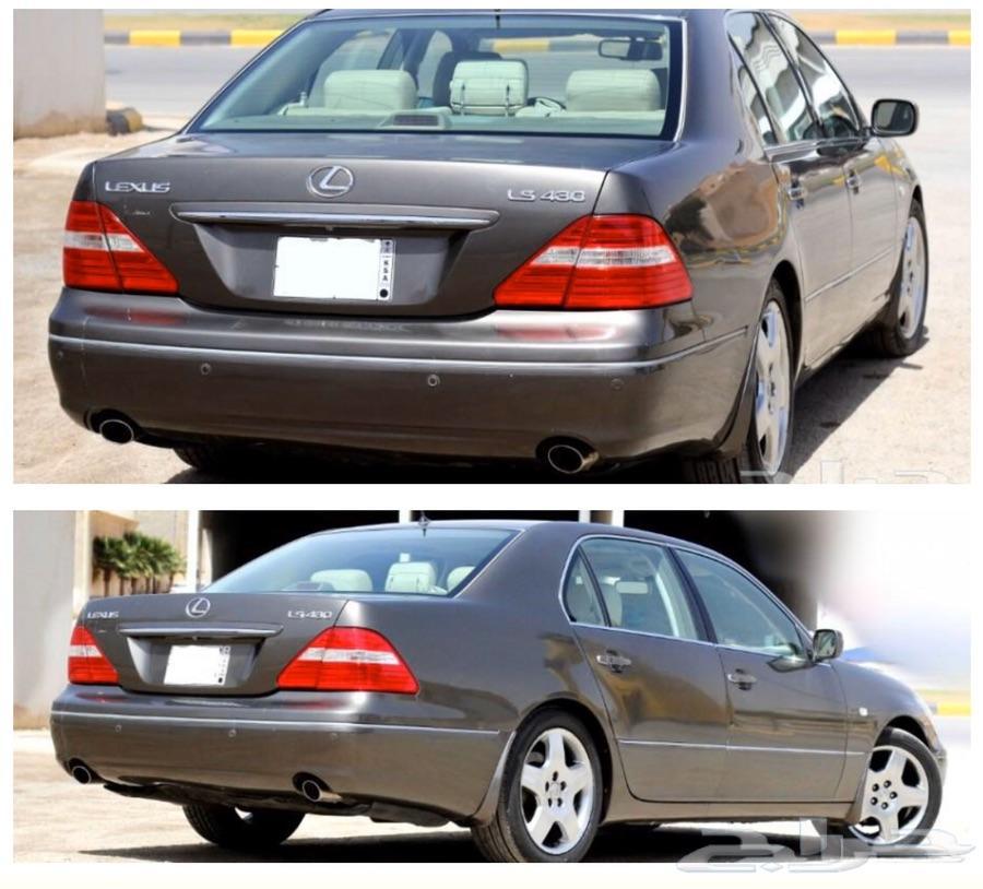 لكزس 430 -2005 سعودي