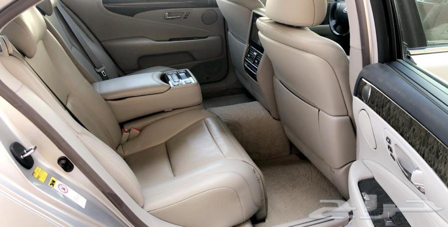 لكزس 460 لارج 2010 (تم البيع)