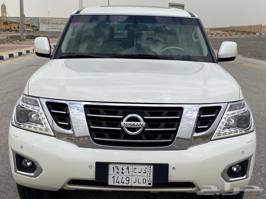 نيسان باترول 2017 سعودي العيسى LE400