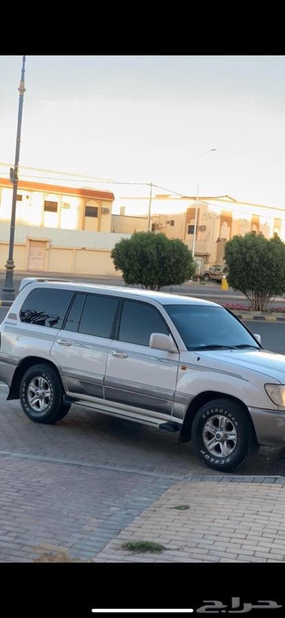 جيب Gx-R 2004 سعودي