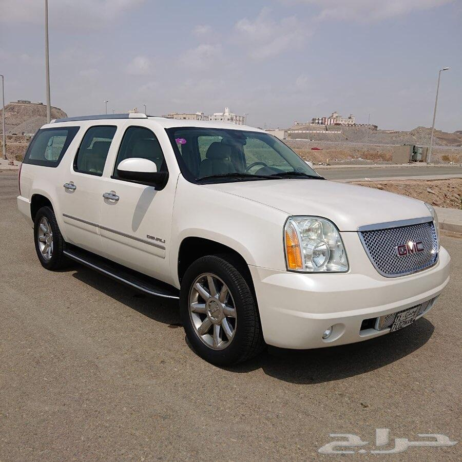 جي ام سي دينالي 2011 فل كامل XL سعودي