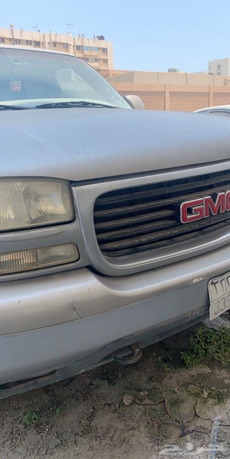 GMC SLT 2001 جمس يوكن