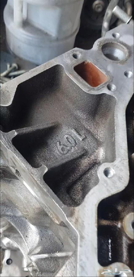 للبيع مكينة 6 لتر المنيوم LS2