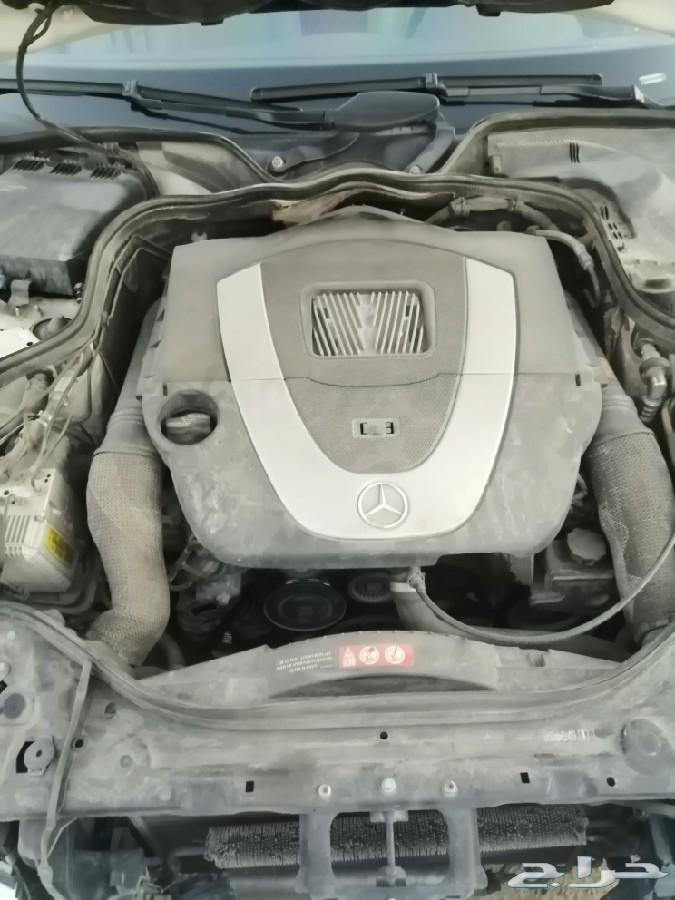 قطع تشليح E350 2007 W211