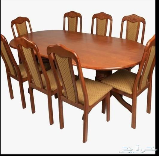 طاولات طعام بأحدث الأشكاال وأوفر الأسعاار