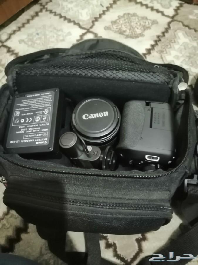 كاميرا كانون EOS 600D