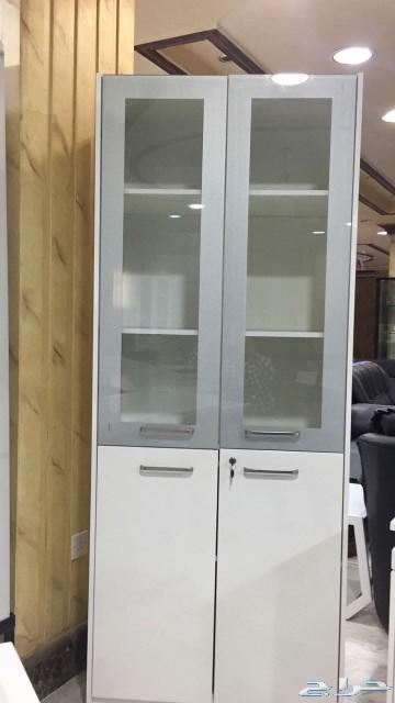 مكاتب كراسي دوار دواليب ملفات كنب جلد