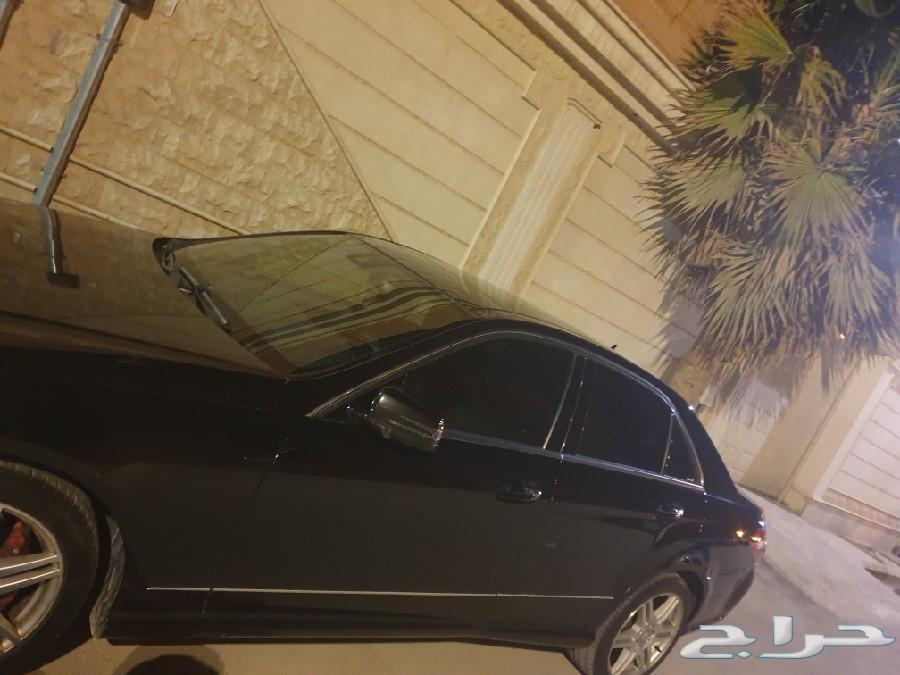 E500 AMG 2010 للبيع