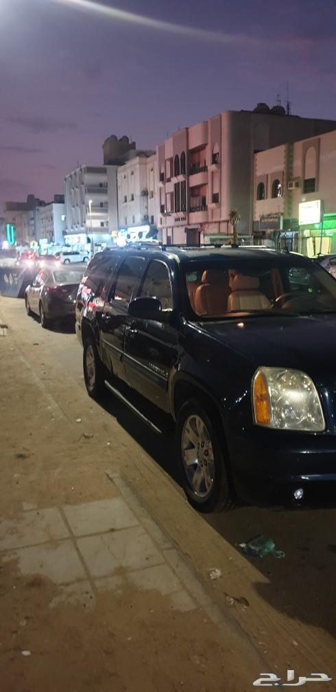 السيارة ج م سي يوكون xl فل كامل 2007