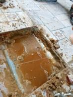 شركة كشف تسربات المياه بدون تكسير_كشف تسربات
