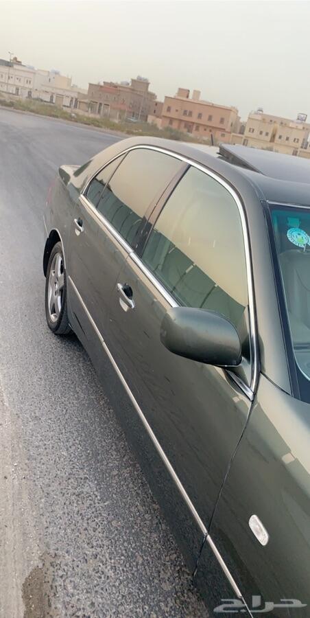 لكزس 430 موديل 2004