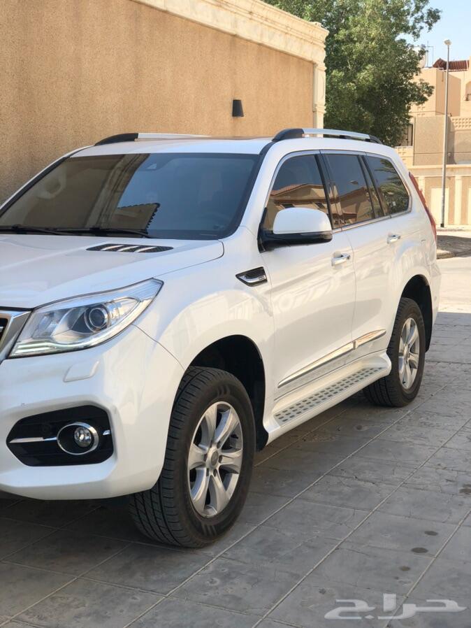 الرياض - هافال H9 نظيف ماشي 54