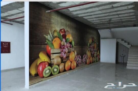 طباعة ورق جدران