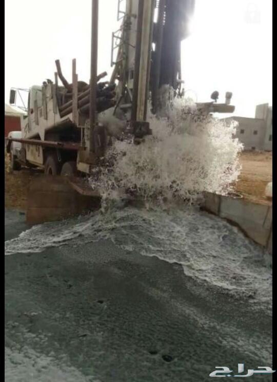 كشف مياه ابارارتوازيةوعربيةسطحيةوجوفي بلأجهزة