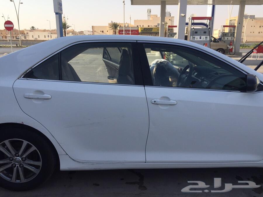 الرياض - كامري 2013 قير مكينه شرط