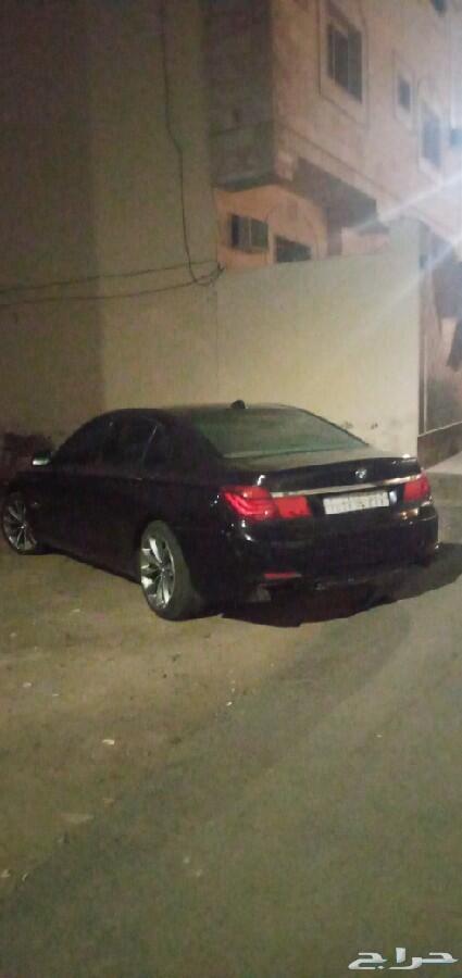 بي ام   750   2012   اسود اندفجول