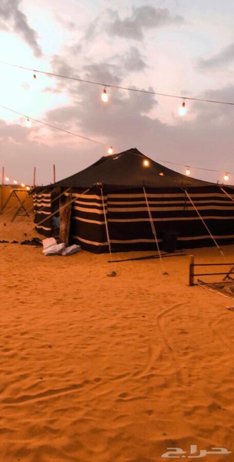 مخيم للايجار اليومي بعنيزة القصيم