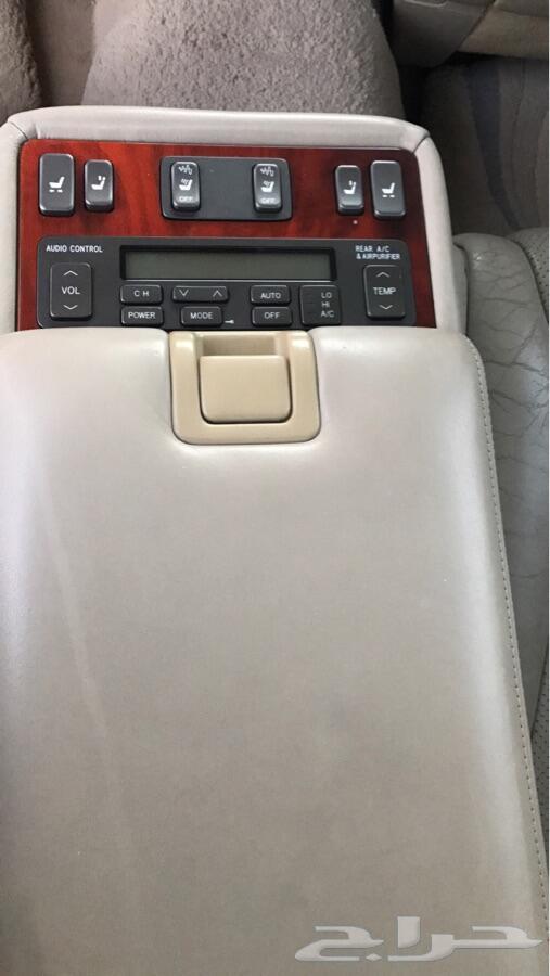 لكزس LS 430  فل الترا 2003