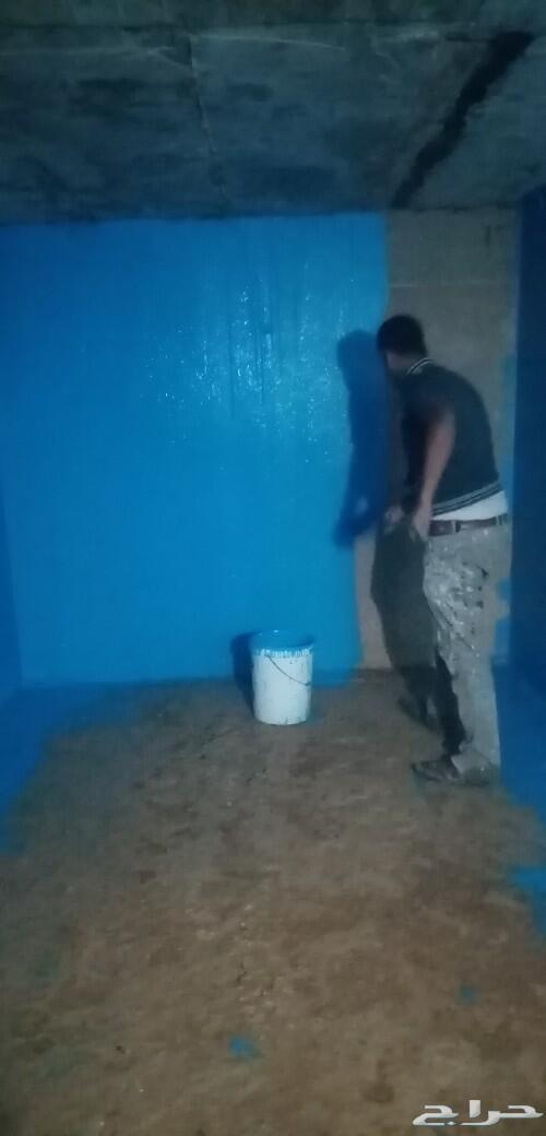 كشف تسريب المياه في ارتفاع الفاتوره