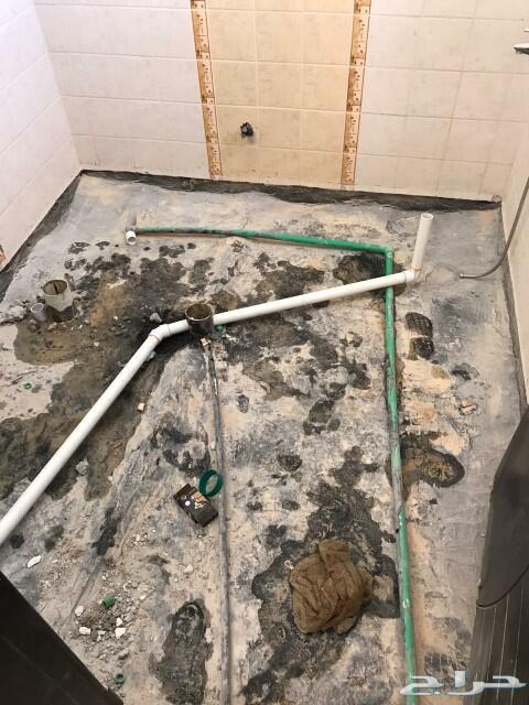 كشف تسربات المياه و عزل خزانات و اسطح