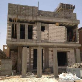 مقاول عام نجار مباني تنفيذ جميع أعمال البناء